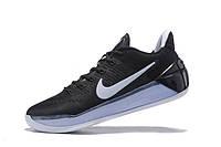 Мужские баскетбольные кроссовки Nike Kobe 12 AD (Black/White) , фото 1