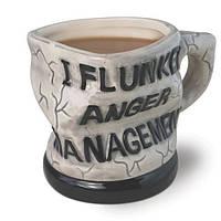 """Чашка """"упревление гневом"""""""