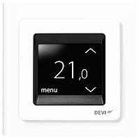 Терморегулятор DEVIreg Touch белый