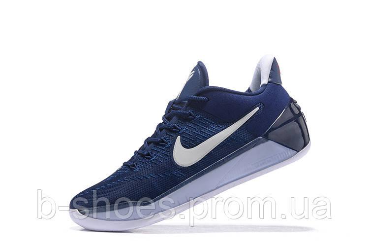 Мужские баскетбольные кроссовки Nike Kobe 12 AD (Blue/White)