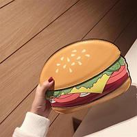 Сумка -клатч Гамбургер