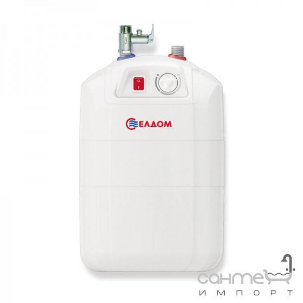 Водонагреватели (бойлеры) Eldom Электрический водонагреватель бойлер ELDOM 72324PMP подключение сверху