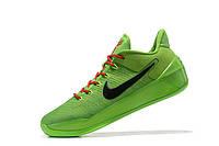 Мужские баскетбольные кроссовки Nike Kobe 12 AD (Lime) , фото 1