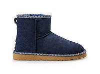 "UGG Classic Mini Liberty ""Navy"" Арт. 0587"