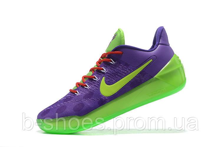 Мужские баскетбольные кроссовки Nike Kobe 12 AD (Purple/Lime)