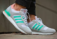 Adidas ZX 700 Grey/Turquoise