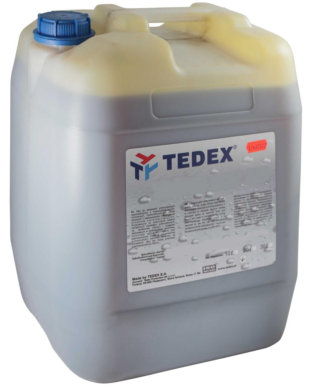 Гидравлически-трансмиссионное масло TEDEX AGRA STOU SAE 10W40 (200 л)