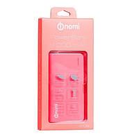 Внешний аккумулятор Nomi P080 8000 mAh, розовый, фото 1