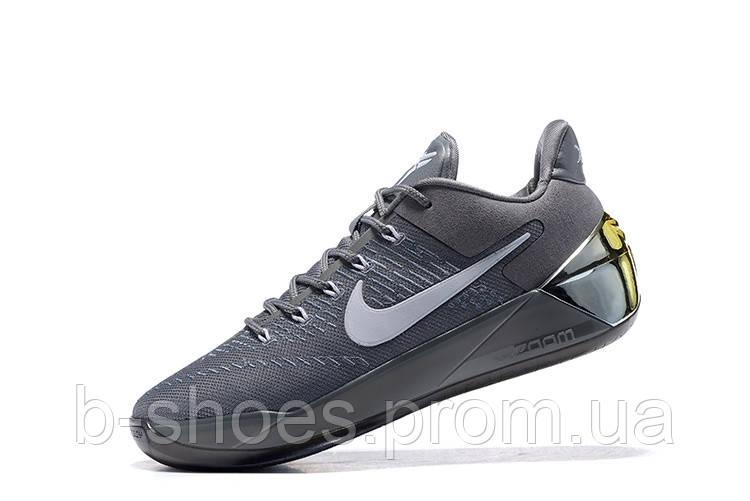 Мужские баскетбольные кроссовки Nike Kobe 12 AD (Grey/Gold)