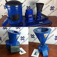 Кукурузолущилка + корморезка + зерноизмельчитель + сенорезка + гранулятор ГКМ-100 (220 В, 1,5 кВт)