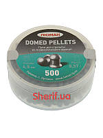 Пули Люман Domed Pellets 0,57g 500шт (круглые)