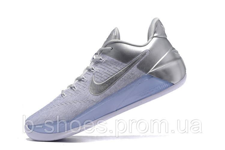 Мужские баскетбольные кроссовки Nike Kobe 12 AD (Grey/Silver)
