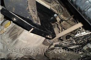Защита двигателя Opel Vivaro 2001- (Опель Виваро), фото 3