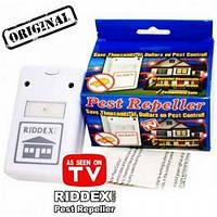 Электромагнитный отпугиватель Riddex Plus Pest Repelling – эффективное средство против грызунов и насекомых!