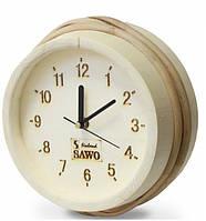 Банные часы для предбанника sawo 530, фото 1