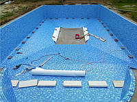 Переваги використання лайнера для басейну