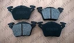 Тормозные колодки задние Mercedes Vito W638 CDI LPR