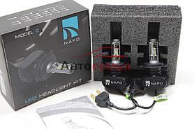 Комплект Led ламп NAPO model C G7 H1 6000K
