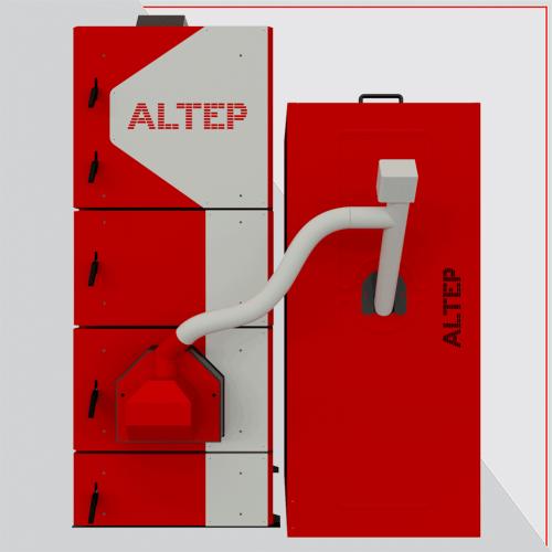 Altep твердотопливный котел на пелетах Альтеп КТ-2EPG 40 кВт