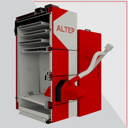 Altep твердотопливный котел на пелетах Альтеп КТ-2EPG 40 кВт, фото 2