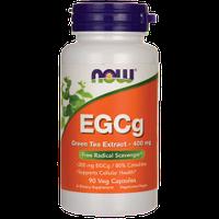 Экстракт зелёного чая, для похудения, Галлат эпигаллокатехина EGCG, Now Foods, 90 капсул