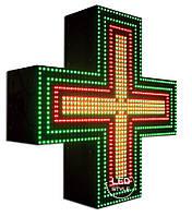 Аптечный крест двухцветный