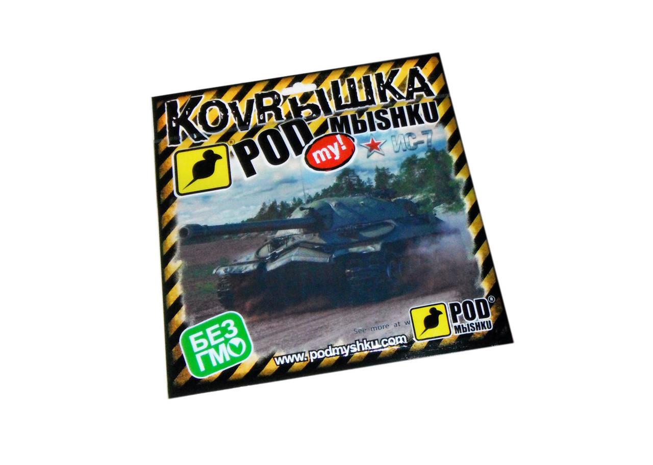Коврик Pod Mishkou Танк ИС7, пластик