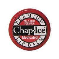 OraLabs Chap Ice Medicated Premium Lip Balm - Восстанавливающий бальзам для губ, 7 г