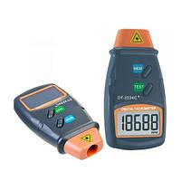 Цифровой лазерный тахометр с диапазоном измерения от 2.5 до 99999 RPM (модель DT-2234C+)