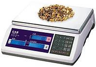 Весы счетные CAS EC 3-6-15-30 кг