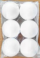 Шары пенопластовые (для композиций) 6 см