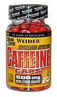 Weider Caffeine caps 110 caps