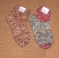 Носки мужские вязаные, по стопе 26-28см на размер 40-42