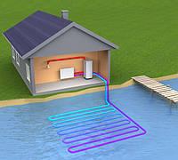 Тепловий насос - створення ідеального мікроклімату для водойми