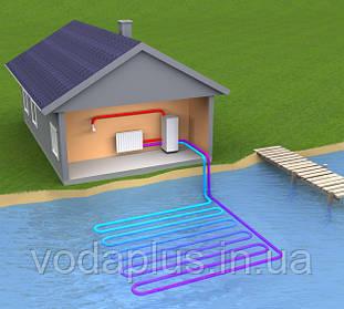 Тепловой насос - создание идеального микроклимата для водоема