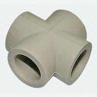 Крестовина для внутренней канализации PP-R ВП d25 (Чехия), FV-Plast