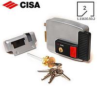 Электромеханический замок Cisa 1.11630.50.2, фото 1