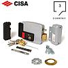 Cisa 1.11630.50.3 замок накладной электромеханический