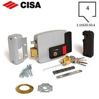 Cisa 1.11630.50.4 замок накладной электромеханический