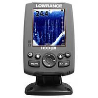 Эхолот Fishfinder Lowrance HOOK-3x DSI