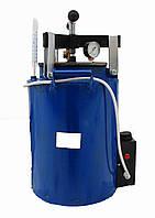 Автоклав бытовой электрический (30 литров) с ручным терморегулятором температуры.