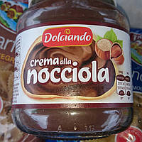Шоколадно-ореховая паста  (Италия), 400 грамм