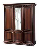Тоскана Нова шкаф 3-х дверный вариант №2 (Скай) 192х227х52