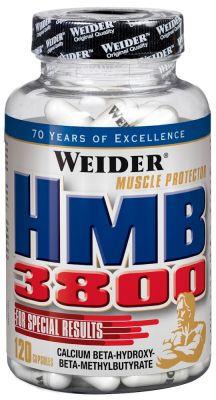 Weider HMB 3800, 120 caps