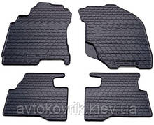 Резиновые коврики в салон Nissan X-Trail (T30) 2001-2007 (STINGRAY)