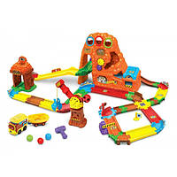 VTech Go! Go! Железная дорога Smart Wheels Treasure Mountain Train Adventure