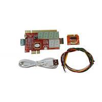 Post card пост карта PCI-E LPC KQCPET6-H V4 4 в 1