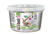 LoLo Pets Корм для хомяков и кроликов овоще-фруктовый 1,9кг (LO-71064)