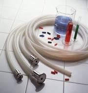 СИЛИКОНОВЫЙ ШЛАНГ для фармацевтикиTRESSIL ® d=9,2мм