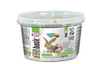 LoLo Pets Корм для хомяков и кроликов фруктовый 1,9кг (LO-71065)